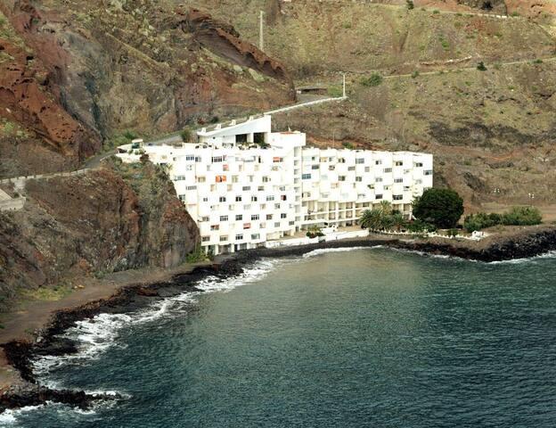 Apartamento en las gaviotas / playa chica