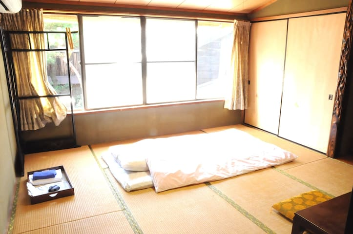 Traditional japan style Inn Nera airport nagoya213 - Tokoname-shi