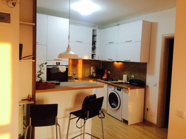 cozy apartment-south of Bucharest - București
