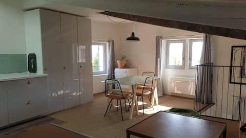 Joucas - Appartement de charme au cœur du Luberon