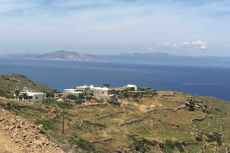 """Amorgos Little Gem""- extraordinary sea view"