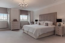 Beautiful interior - each bedroom is stylish and fresh.