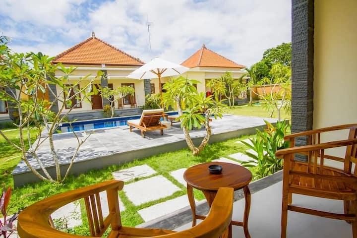 Kutuh Manak Guest House Uluwatu Room #1