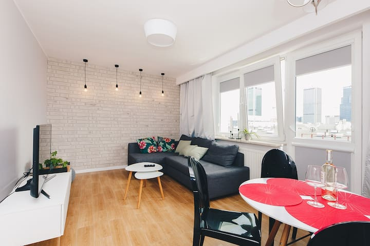 Warsaw Downtown Comfort Business Apartment