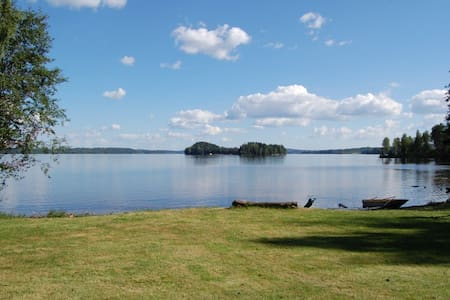 Malvikstugan - cottage with private beach