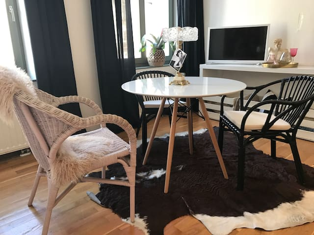 NEU!! Stylisches & gemütliches Studio in Top-Lage - Leipzig - Apartment