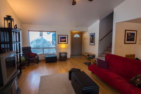 Comfortable spacious 2BD home - South Lake Tahoe - House