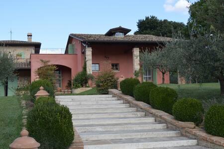 Luxurious & Charming Villa with Private Pool - Perugia - Villa