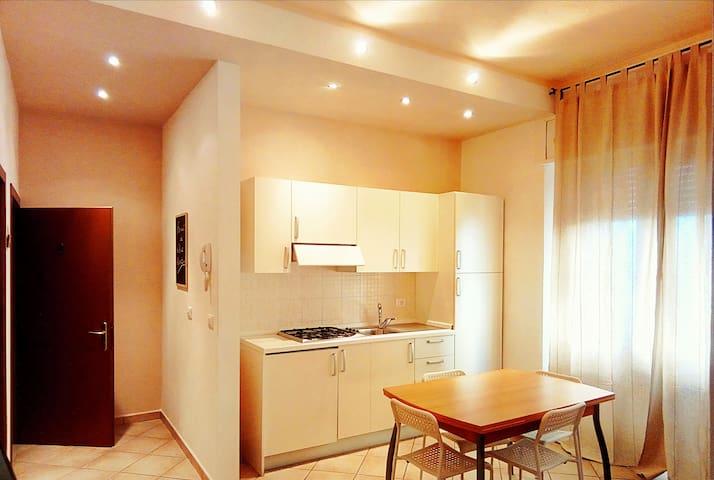Appartamento n.2 vista mare S.Vincenzo