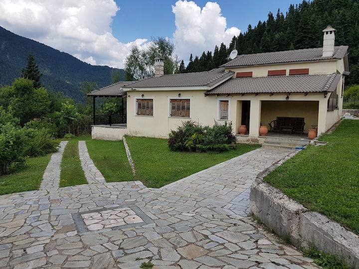 Παραδοσιακή πολυτελή κατοικία Δολιανών