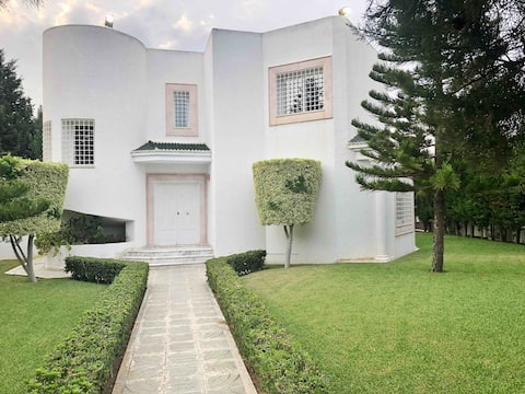 Luxueuse villa à la résidence de l'hôtel Le Royal