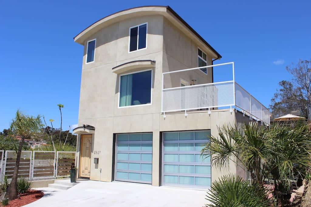 San Diego 4 Br View House Little Italy Balboa Park