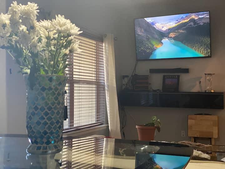 Mountain View 1 Bd 1 Ba Condo Minutes from DIA