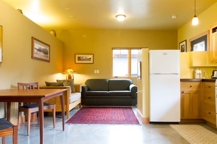 Craftsman Cottage in Fairhaven - Bellingham - Appartement