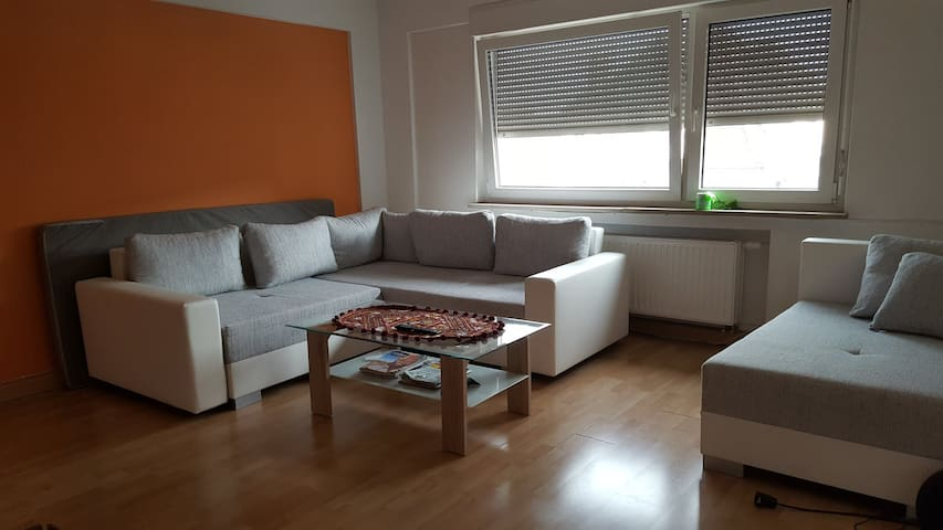 Spacious 3 room apartment in Sindelfingen center