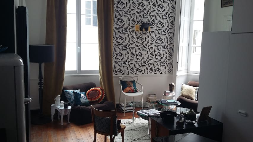 LOVELY APARTMENT - NANTES CENTRE