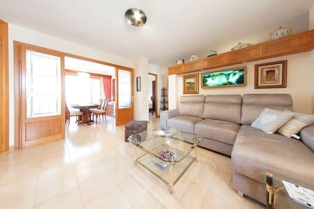 Casa Toña 6 + 1 Pers. y Bebé - Manacor - Lägenhet