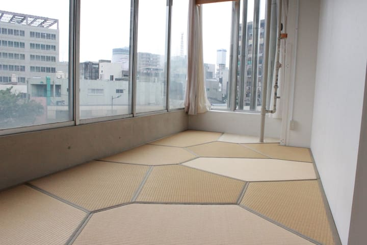 TangaTable/ A guest house located downtown Kokura - Kitakyushu