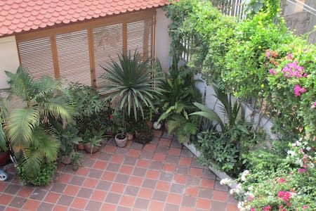Homestay Cambodia - triple room with AC - Phnom Penh - Ház