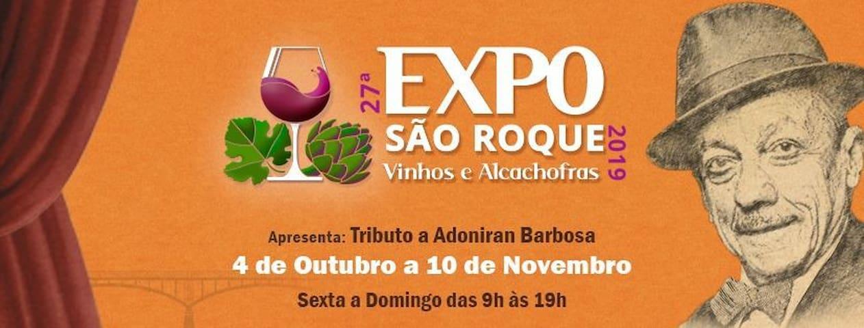 Centro São Roque- suíte do Casebre - Valor para 2