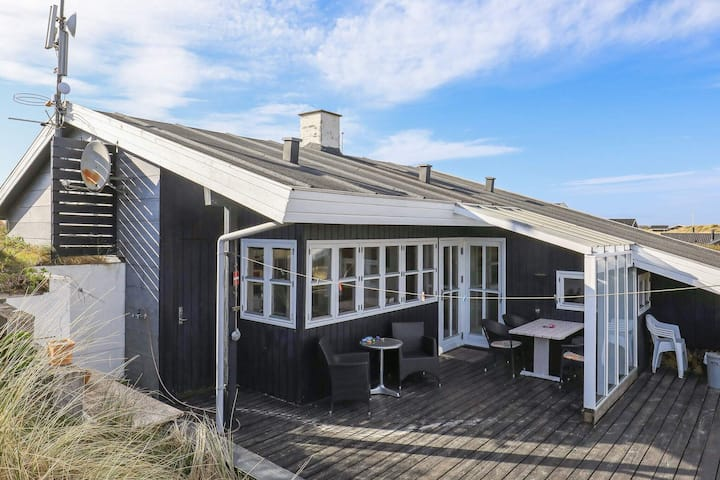 Serene Holiday Home in Løkken Near Sea
