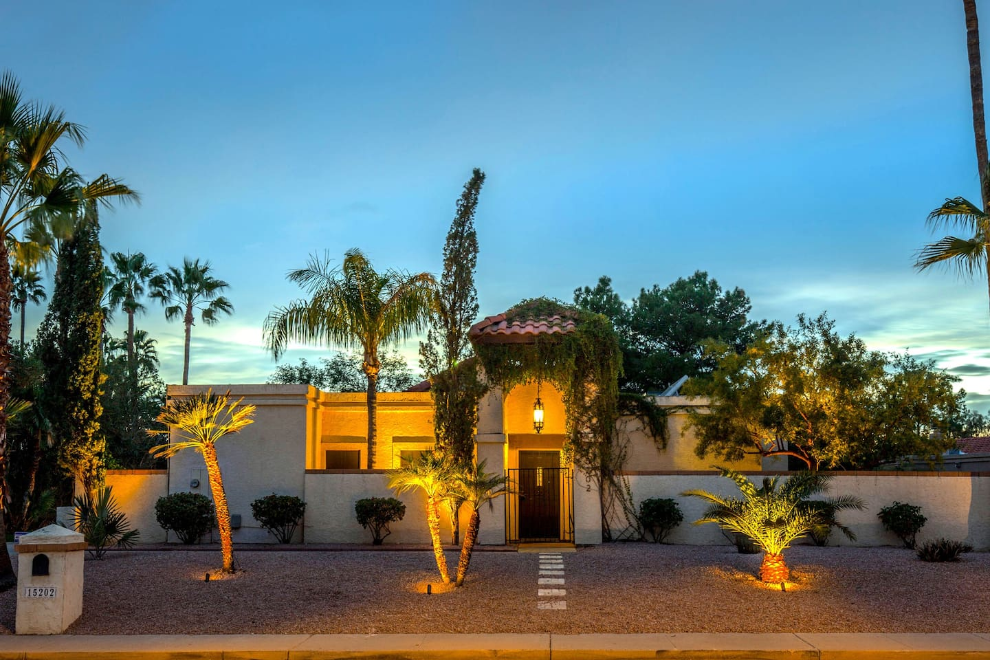 Welcome to Your Private Scottsdale Vacation Home