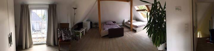 1,5 Zimmer DG Fewo, renoviert