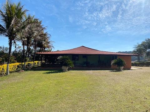 Casa na Fazenda JS
