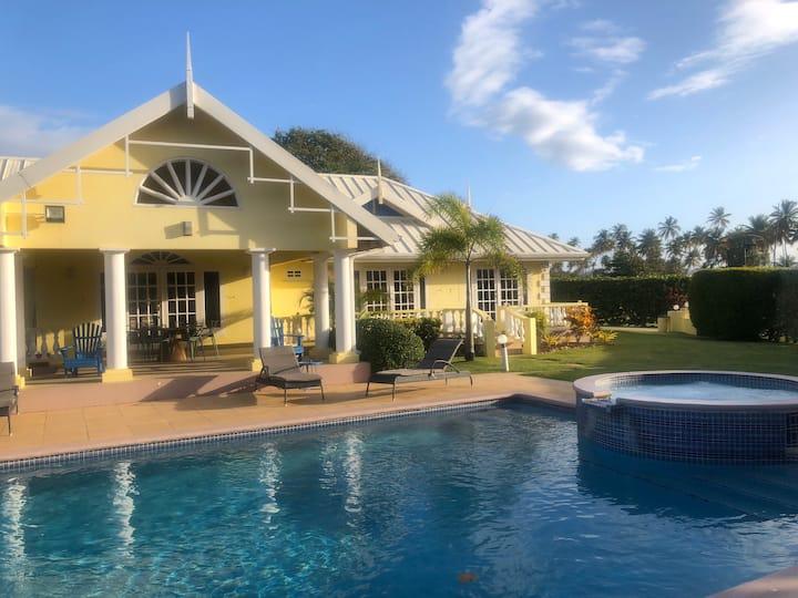 Tobago Plantations  Best Casa de Playa