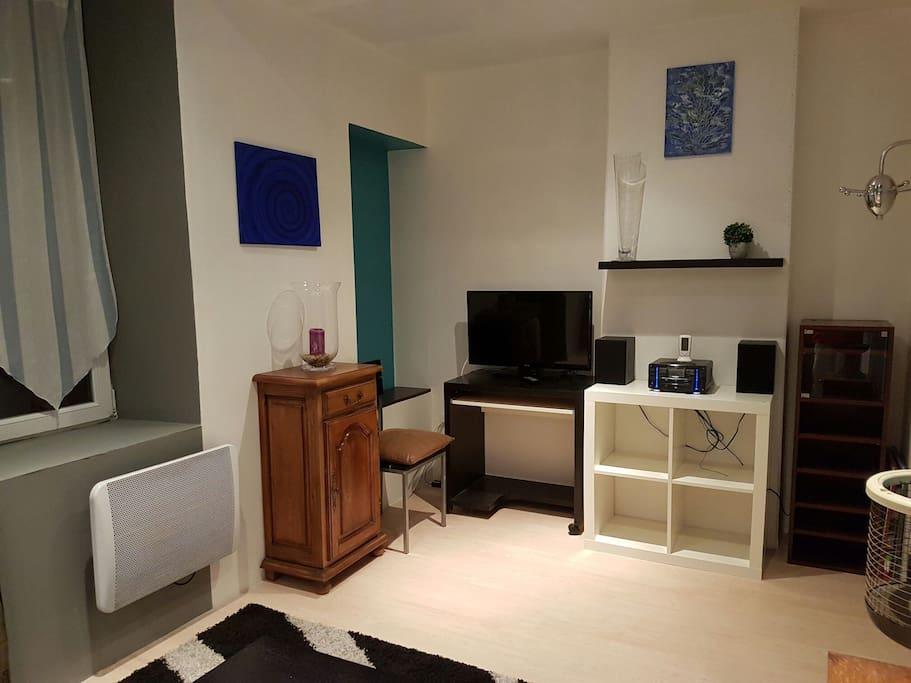 Chambre 15m2 chez l 39 habitant maisons louer treffieux - Contrat de location chambre meublee chez l habitant ...