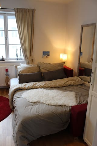 Comfortable privateroom in the citycenter of Krems - Krems an der Donau - Leilighet