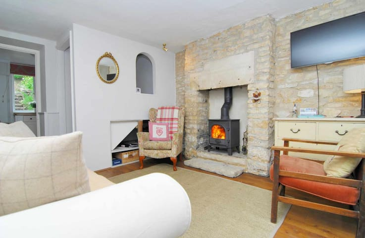 Bakers Cottage, Minchinhampton - Minchinhampton - Huis