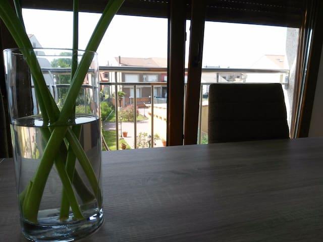 Apartamento independiente a estrenar en casa