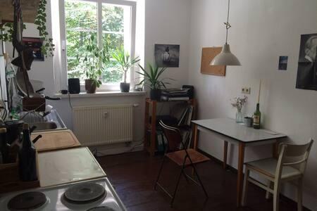 45 m² cosy rustical flat in the edge of neukölln - กรุงเบอร์ลิน - อพาร์ทเมนท์