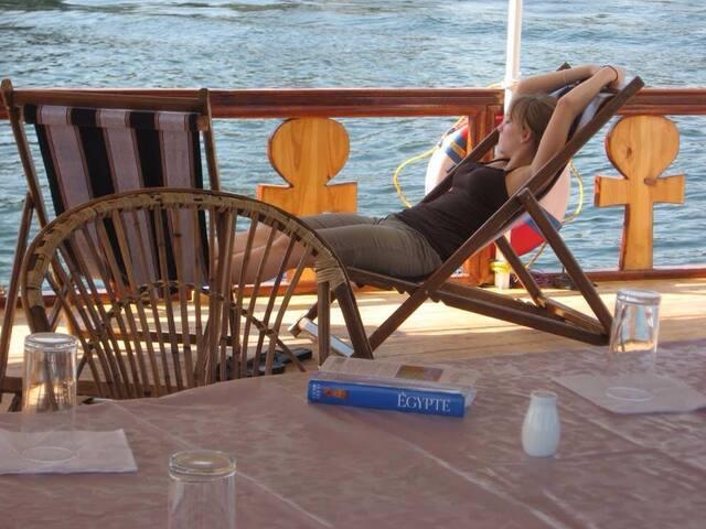 Croisiere en SANDAL pension complete