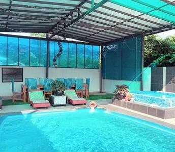 Villa 899 A'Famosa - 5 rooms & 2 private pools