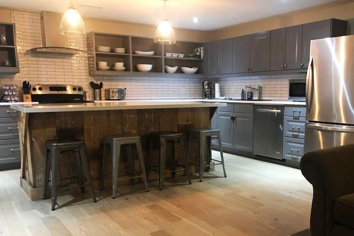 Featured on HGTV: 2-Bedroom Luxury Apartment