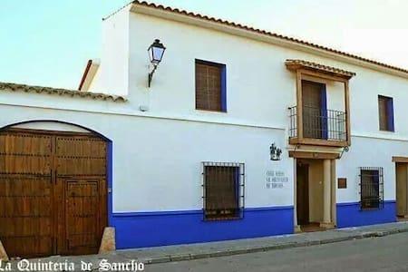 Casa Rural La Quintería de Sancho - Argamasilla de Alba