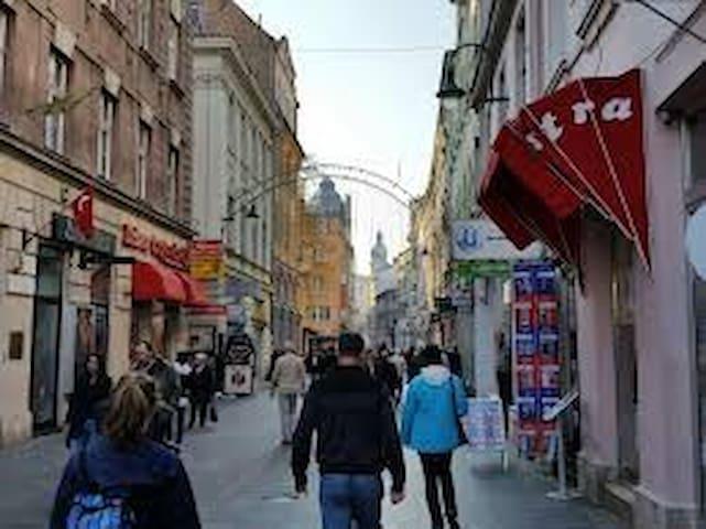 East-West Sarajevo