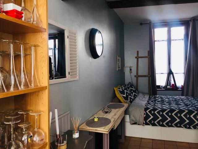 Studio Cosy sur Arras