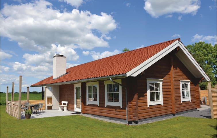 Holiday cottage with 1 bedroom on 115m² in Kirke Hyllinge