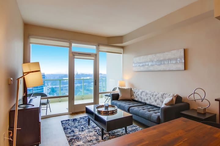 Spectacular Downtown San Diego 2 Bedroom Apartment