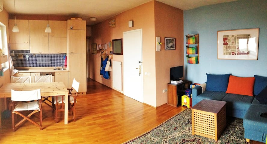 Beautiful family apartment - Ika - Leilighet