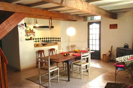 Room in rustic Bonnieux house - Bonnieux