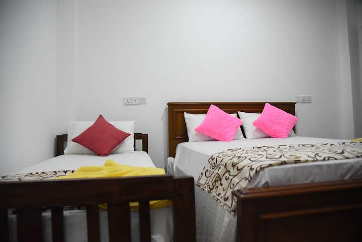 Triple Rooms in Relax House
