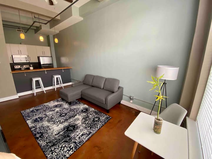 Downtown Apt Close to Breweries/Food/Entertainment