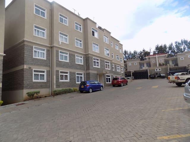 Luxurious Mlimani Apartments