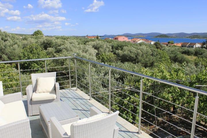 Apartment PS A1(2+1) Sveti Petar, Riviera Biograd
