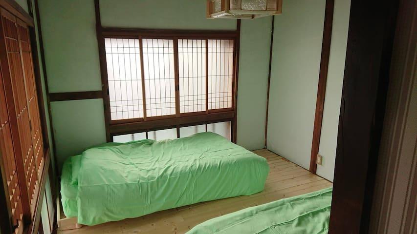 Dorm Bed#1 Pineapple Donkey Hostel in Takachiho