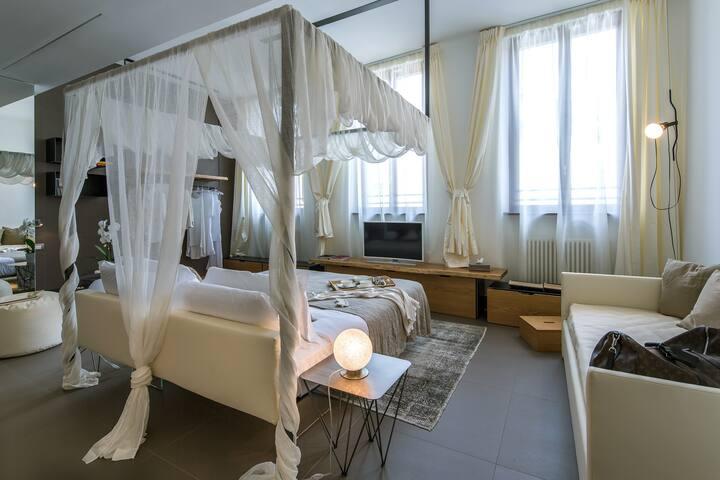 Mercatovecchio Luxury Suites - Udine - Lejlighed